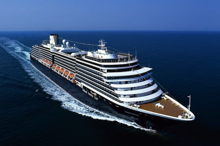 MS Oosterdam © Holland America Line