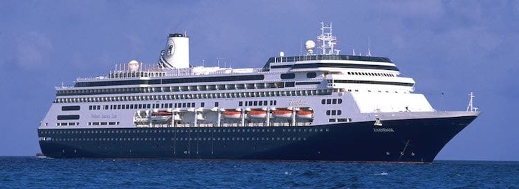 MS Zaandam © Holland America Line
