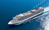 MSC Fantasia 17 Nächte von Dubai nach Genua inkl. Bordguthaben