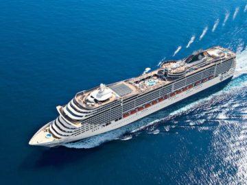 Umroutungen der Karibik Reisen von MSC Kreuzfahrten / © MSC Cruises