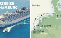 MSC Preziosa Kurzreise ab Hamburg