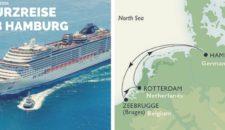 MSC Preziosa Kurzreise ab Hamburg ab 199,00