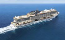 MSC Kreuzfahrten 2018 – bis zu 350 Euro Frühbucherrabatt