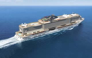 MSC Seaview / © MSC Crociere