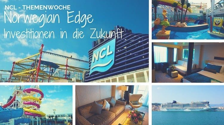 NCL Themenwoche Norwegian Edge ©Norwegian Cruise Line