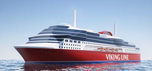 Viking Line Neubau aus China / © Viking Line