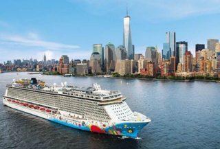 Norwegian Breakaway © Norwegian Cruise Line