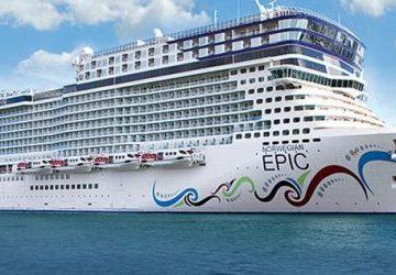 Norwegian Epic © Norwegian Cruise Line