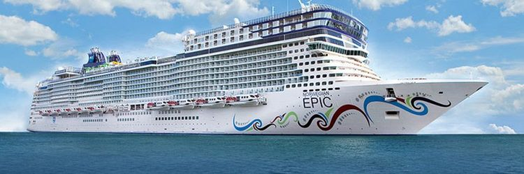 Norwegian Epic © Norwegian Cruise Line