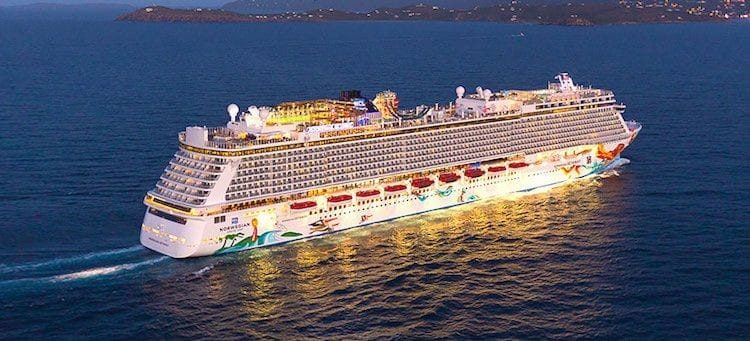 Norwegian Getaway © Norwegian Cruise Line