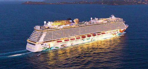 Norwegian Getaway ©Norwegian Cruise Line