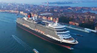 Hamburg: Queen Elizabeth startet am 05.01.2017 auf Weltreise
