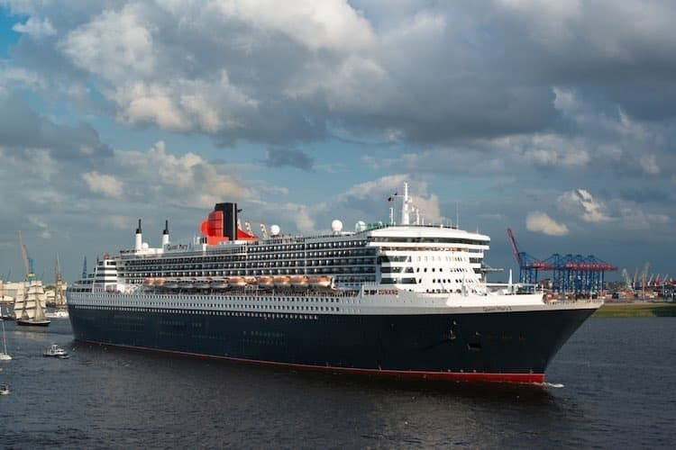 Queen Mary 2 © Cunard Line