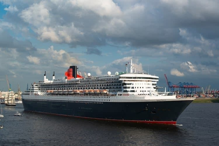 Queen Mary 2 in Hamburg / © Cunard Line