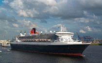 Geburt auf See: Deutsche Frau bekommt Kind auf Queen Mary 2