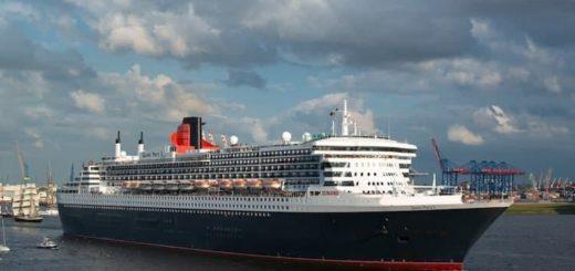 Ein Kind von einer deutschen Frau wurde an Bord der Queen Mary 2 geboren / © Cunard Line