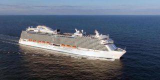 Regal Princess ©Princess Cruises