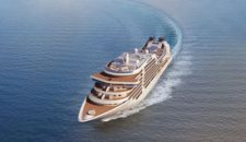 Seabourn Encore in Singapur getauft