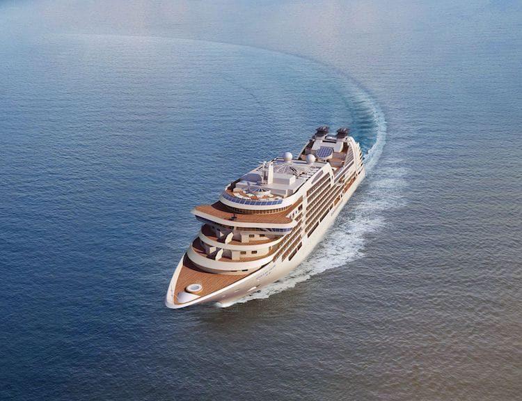Seabourn Encore / © Seabourn Cruise Line