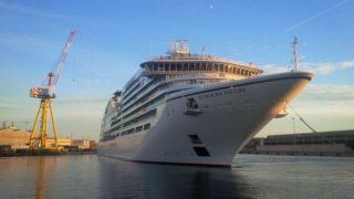 Seabourn Encore auf Probefahrt / © Seabourn Cruise Line