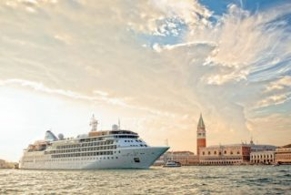 Silver Wind © Silverseas Cruises