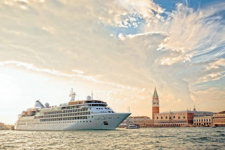 Silver Wind ©Silverseas Cruises