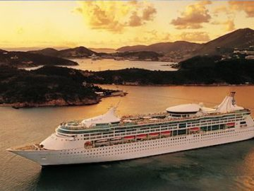 Vision of the Seas © Royal Caribbean International