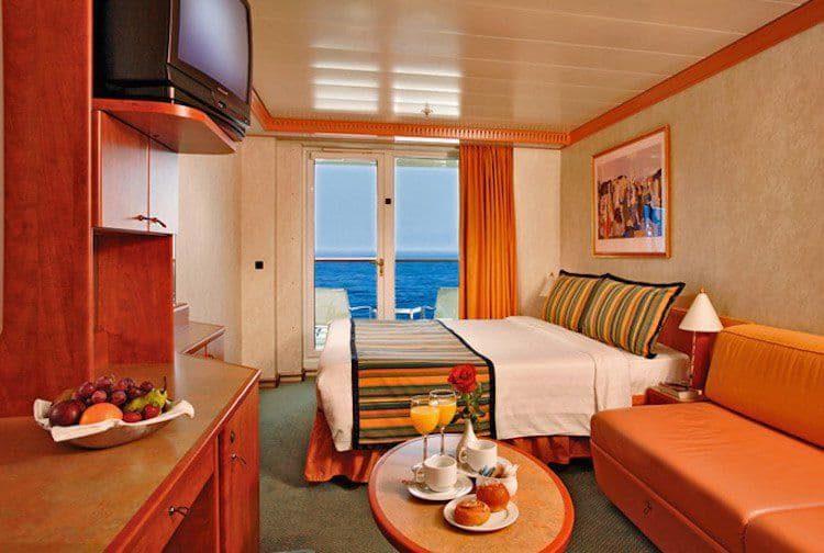 Balkonkabine der Costa Atlantica / © Costa Kreuzfahrten