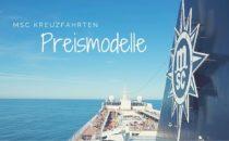 MSC Kreuzfahrten: Preismodelle und Erlebniswelten