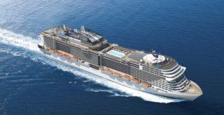MSC Meraviglia Plus Klasse wird die zweitgrößte Schiffsklasse der Welt - Auslieferung in 2019 und 2020 / © MSC Kreuzfahrten