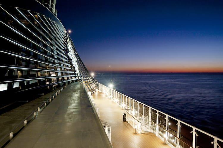 Mitternachtssonne, Polarlichter und weisse Nächte in St. Petersburg mit MSC Kreuzfahrten / © MSC Crociere