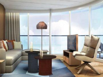 Horizont Suite - Neue Mein Schiff 1 / © TUI Cruises