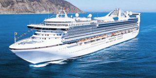 Star Princess auf See / © Princess Cruises
