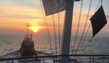 A-Rosa Viva: Flussschiff auf Nordsee und Ärmelkanal unterwegs