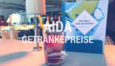 AIDA Getränkepreise und Getränkekarte