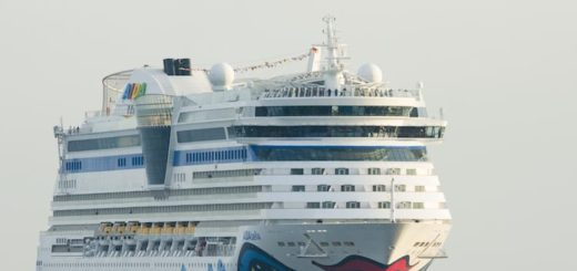 AIDAbella Nordland Kreuzfahrten 2017 ab Kiel / © AIDA Cruises