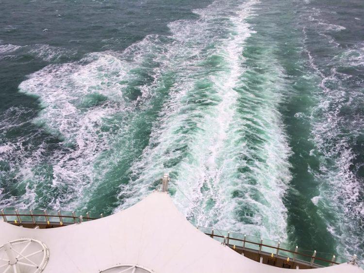 Seetag auf AIDAprima