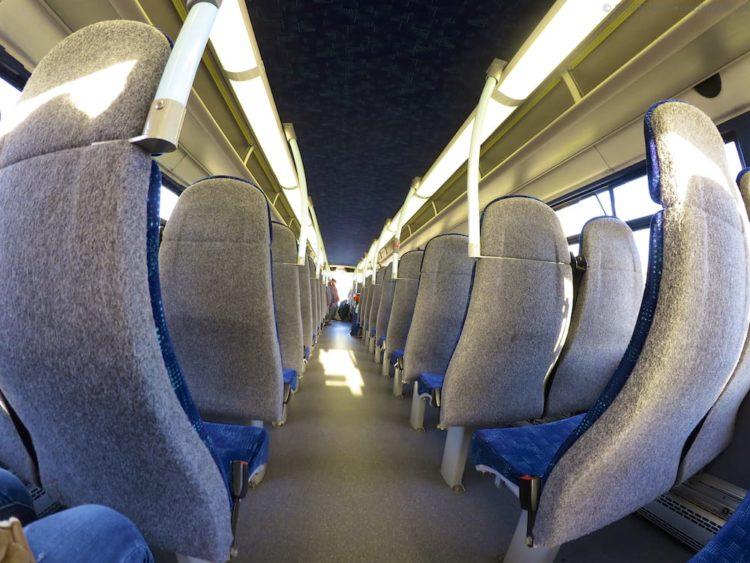 AIDAprima Shuttle Southampton