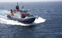FS Polarstern: Schiffsbesichtigungen auf dem Forschungsschiff