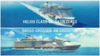 Helios Class vs. Oasis Class