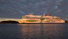 Tallink Megastar beförderte im ersten Jahr 2 Millionen Gäste