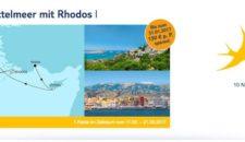 Mein Schiff 1 Östliches Mittelmeer mit Rhodos 1