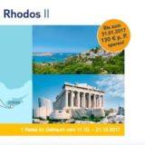 Mein Schiff 1 östliches Mittelmeer mit Rhodos 2 / © TUI Cruises