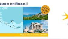 Mein Schiff 1 Östliches Mittelmeer mit Rhodos 2