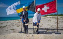 MSC Kreuzfahrten feiert Spatenstich für die MSC-eigene Privatinsel Ocean Cay