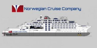 So sollen die Luxus-Expeditionsschiffe aussehen / © Norwegian Cruise Company