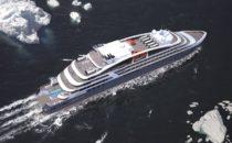 Ponant: Stahlschnitt für neue Luxus-Expeditionsschiffe auf der Vard-Werft