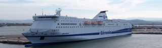MS Sharden / © Tirrenia Ferries