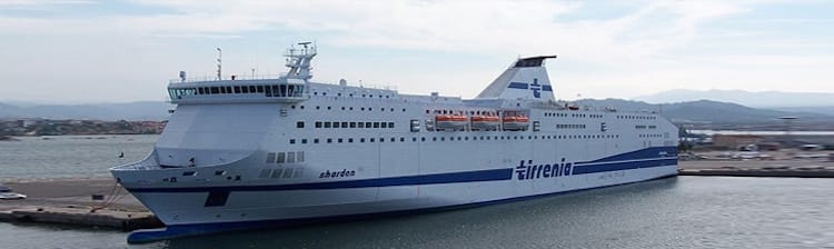 MS Sharden / © Tirrenia Ferries