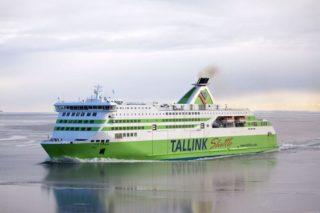 """Fähre """"Star"""" von Tallink Silja bekommt zweit PKW Ebene und Rampe / © Tallink Silja"""